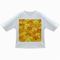 Flower Sunflower Floral Beauty Sexy Infant/toddler T Shirts