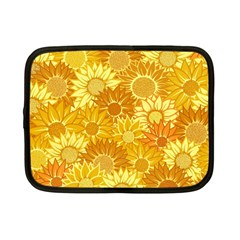 Flower Sunflower Floral Beauty Sexy Netbook Case (small)