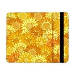 Flower Sunflower Floral Beauty Sexy Samsung Galaxy Tab Pro 8 4  Flip Case
