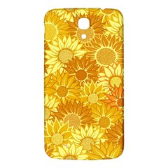 Flower Sunflower Floral Beauty Sexy Samsung Galaxy Mega I9200 Hardshell Back Case