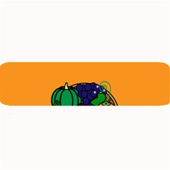 Healthy Vegetables Food Large Bar Mats