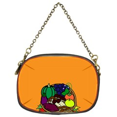 Healthy Vegetables Food Chain Purses (one Side)
