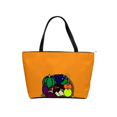 Healthy Vegetables Food Shoulder Handbags