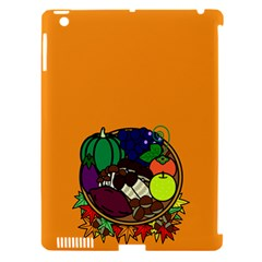 Healthy Vegetables Food Apple Ipad 3/4 Hardshell Case (compatible With Smart Cover)