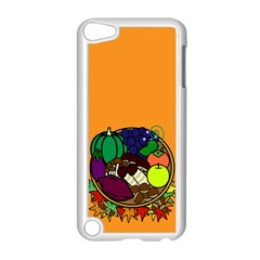 Healthy Vegetables Food Apple Ipod Touch 5 Case (white)
