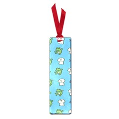 Frog Ghost Rain Flower Green Animals Small Book Marks
