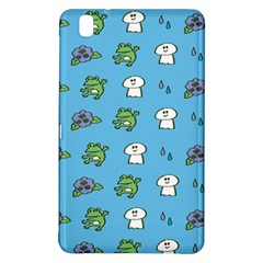 Frog Ghost Rain Flower Green Animals Samsung Galaxy Tab Pro 8 4 Hardshell Case