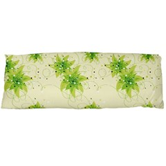Leaf Green Star Beauty Body Pillow Case Dakimakura (two Sides)