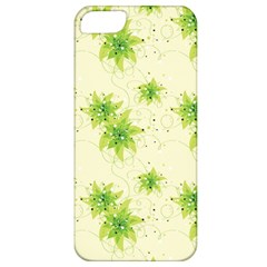 Leaf Green Star Beauty Apple Iphone 5 Classic Hardshell Case