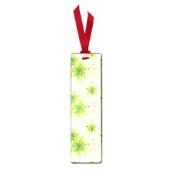 Leaf Green Star Beauty Small Book Marks