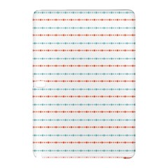 Line Polka Dots Blue Red Sexy Samsung Galaxy Tab Pro 10 1 Hardshell Case
