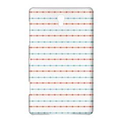 Line Polka Dots Blue Red Sexy Samsung Galaxy Tab S (8 4 ) Hardshell Case