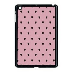 Love Black Pink Valentine Apple Ipad Mini Case (black)