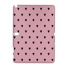 Love Black Pink Valentine Galaxy Note 1