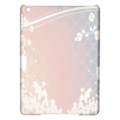Love Heart Flower Purple Sexy Rose Ipad Air Hardshell Cases