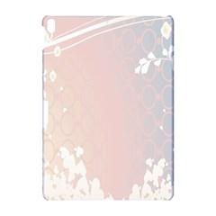 Love Heart Flower Purple Sexy Rose Apple Ipad Pro 10 5   Hardshell Case