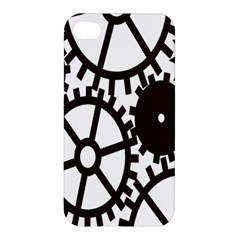 Machine Iron Maintenance Apple Iphone 4/4s Premium Hardshell Case