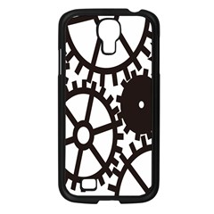 Machine Iron Maintenance Samsung Galaxy S4 I9500/ I9505 Case (black)