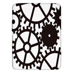Machine Iron Maintenance Samsung Galaxy Tab 3 (10 1 ) P5200 Hardshell Case