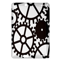 Machine Iron Maintenance Amazon Kindle Fire Hd (2013) Hardshell Case
