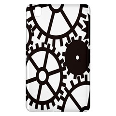 Machine Iron Maintenance Samsung Galaxy Tab Pro 8 4 Hardshell Case
