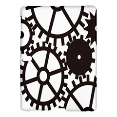 Machine Iron Maintenance Samsung Galaxy Tab S (10 5 ) Hardshell Case