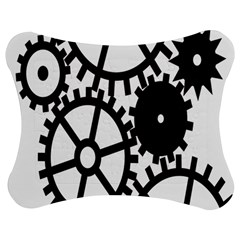 Machine Iron Maintenance Jigsaw Puzzle Photo Stand (bow)