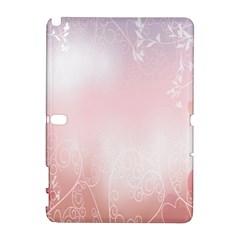 Love Heart Pink Valentine Flower Leaf Galaxy Note 1