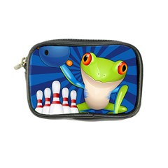Tree Frog Bowling Coin Purse