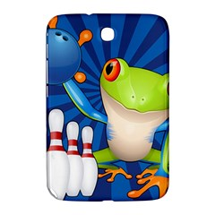 Tree Frog Bowling Samsung Galaxy Note 8 0 N5100 Hardshell Case