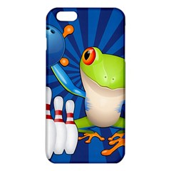 Tree Frog Bowling Iphone 6 Plus/6s Plus Tpu Case