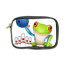 Tree Frog Bowler Coin Purse