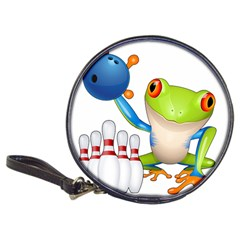Tree Frog Bowler Classic 20 Cd Wallets