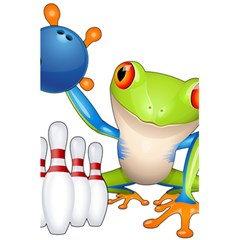 Tree Frog Bowler 5 5  X 8 5  Notebooks