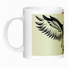 New U S  Citizen Eagle 2017  Night Luminous Mugs