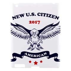 New U S  Citizen Eagle 2017  Apple Ipad 3/4 Hardshell Case