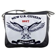 New U S  Citizen Eagle 2017  Messenger Bags