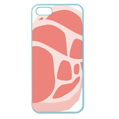Meat Apple Seamless Iphone 5 Case (color)