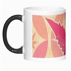 Marijuana Heart Cannabis Rainbow Pink Cloud Morph Mugs