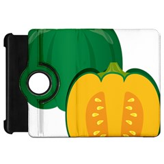 Pumpkin Peppers Green Yellow Kindle Fire Hd 7