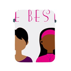 Black Girls Be The Best You Apple Ipad 2/3/4 Protective Soft Cases