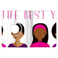 Black Girls Be The Best You Kindle Fire Hdx Flip 360 Case