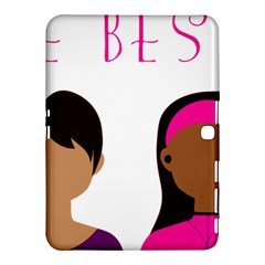 Black Girls Be The Best You Samsung Galaxy Tab 4 (10 1 ) Hardshell Case