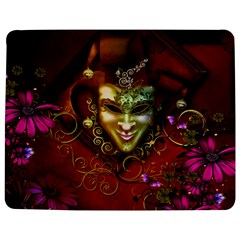 Wonderful Venetian Mask With Floral Elements Jigsaw Puzzle Photo Stand (rectangular)