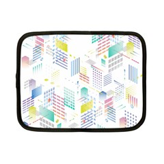 Layer Capital City Building Netbook Case (small)