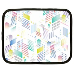 Layer Capital City Building Netbook Case (xxl)