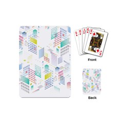 Layer Capital City Building Playing Cards (mini)