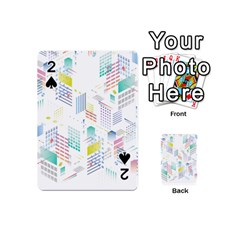 Layer Capital City Building Playing Cards 54 (mini)