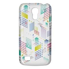 Layer Capital City Building Galaxy S4 Mini