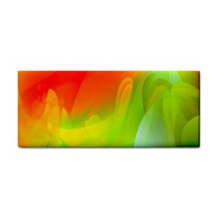 Red Yellow Green Blue Rainbow Color Mix Cosmetic Storage Cases